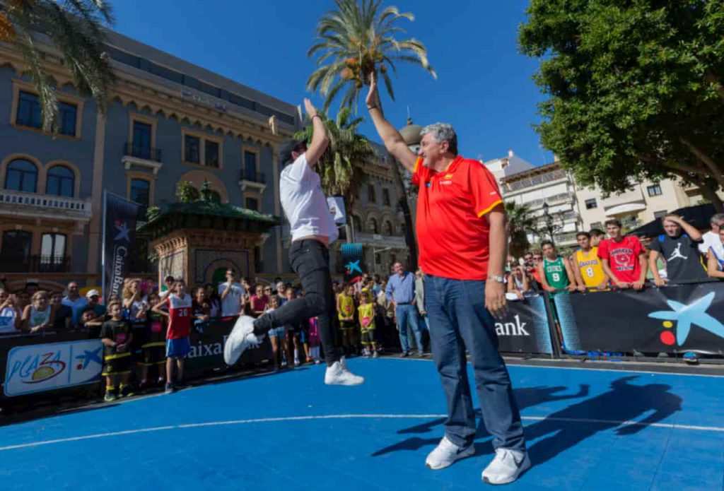 FEB 3×3 Plaza Huelva