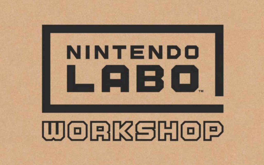 Nintendo Labo Workshop