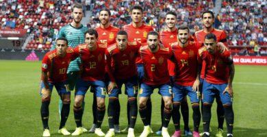España vs Islas Feroe
