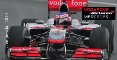 Vodafone Mc Laren Mercedes F1