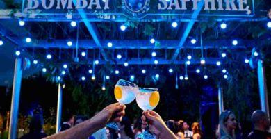 Bombay Sapphire Night